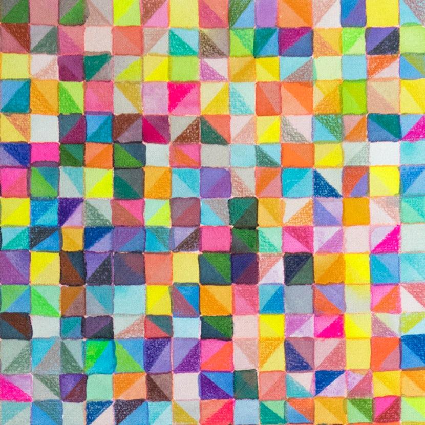 Eigenvalues of neutral networks: Interpolating between hypercubes