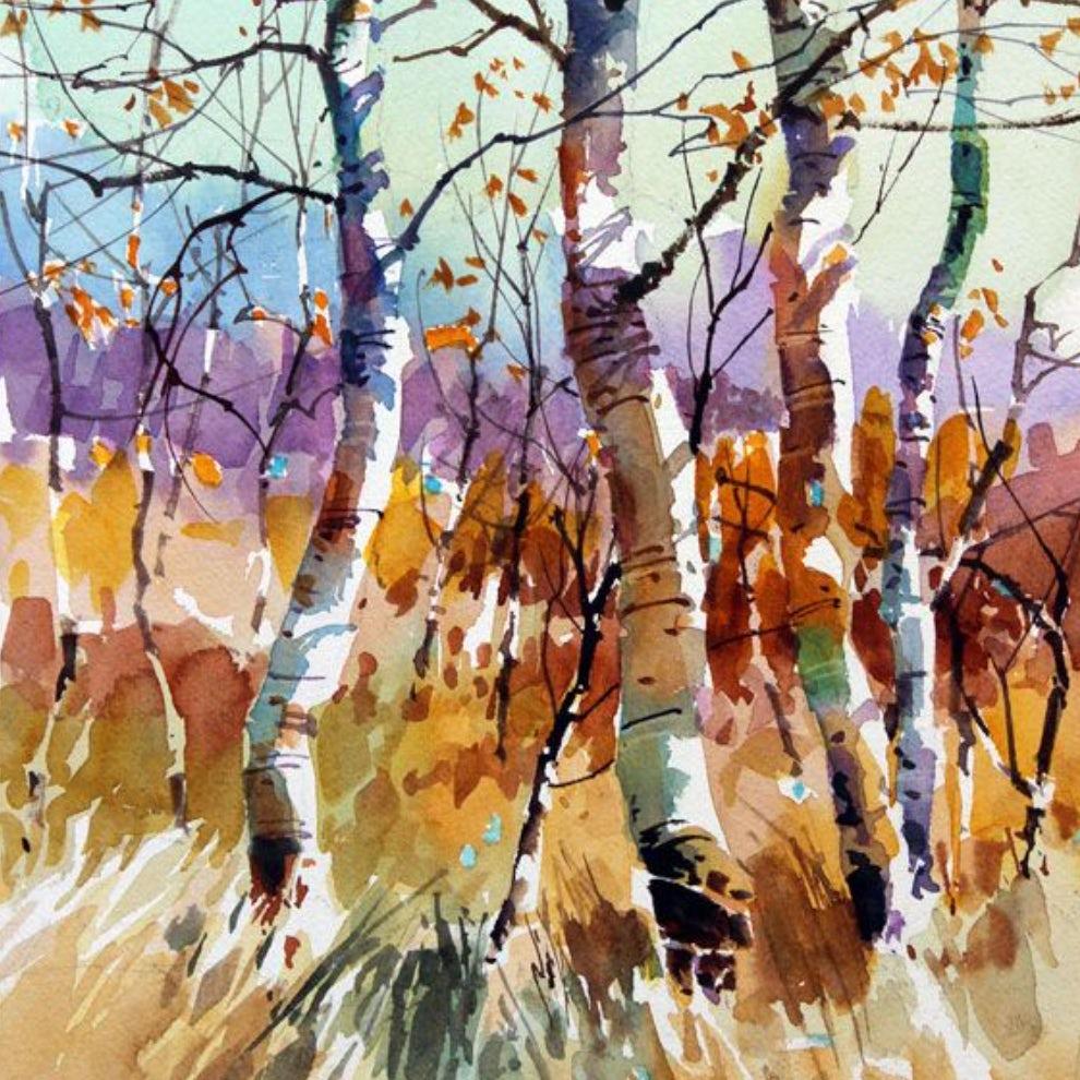 Bootstrap percolation on Galton–Watson trees