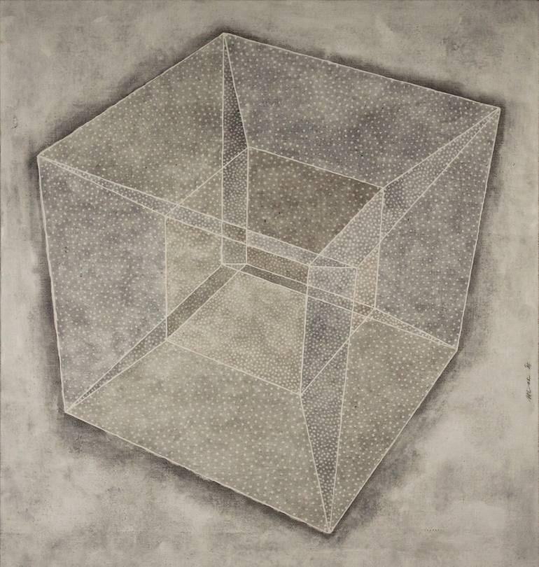 Eigenvalues of subgraphs of the cube