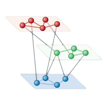 Construction of the microcanonical and canonical ensemble of networks from local constraints.